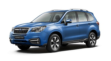 Subaru Forester 18 MY Универсал